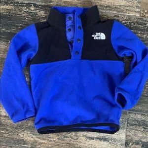 Northface fleece sweatshirt